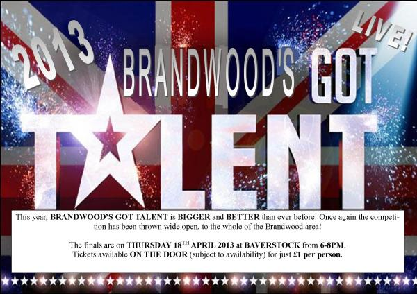 Brandwood's Got Talent