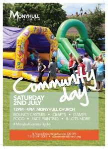Monyhull Community Day 2016